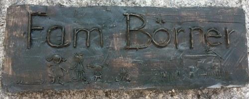 Bronzeschild