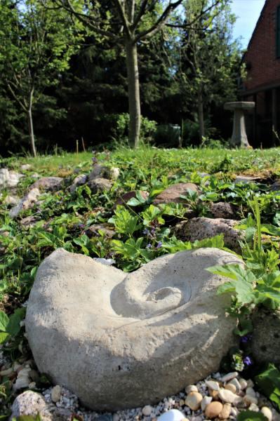 Dekoschnecke Garten